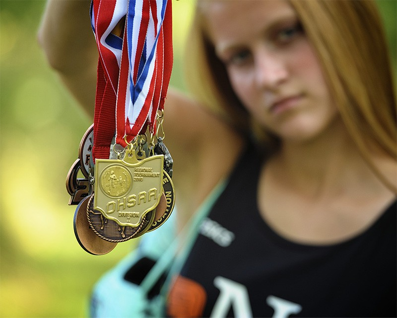 hoover_cross_country_medals