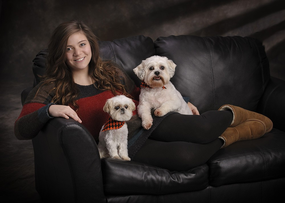 hoover_senior_dogs_black_couch